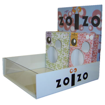 WN113 - Zoizo Kinderondergoed Display