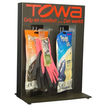 WN89 - Towa handschoenen display