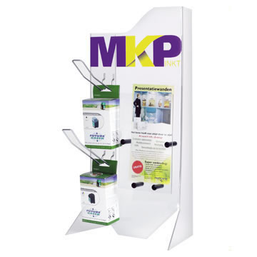WN98 - MKP Acrylaat Cartridge display